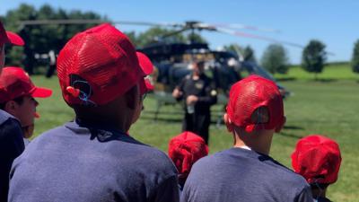 Pa. State Police begin annual Camp Cadet program in Berks