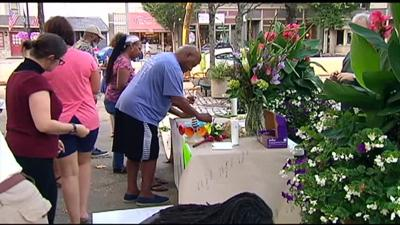 Vigil held in Pottstown for mass shooting victims