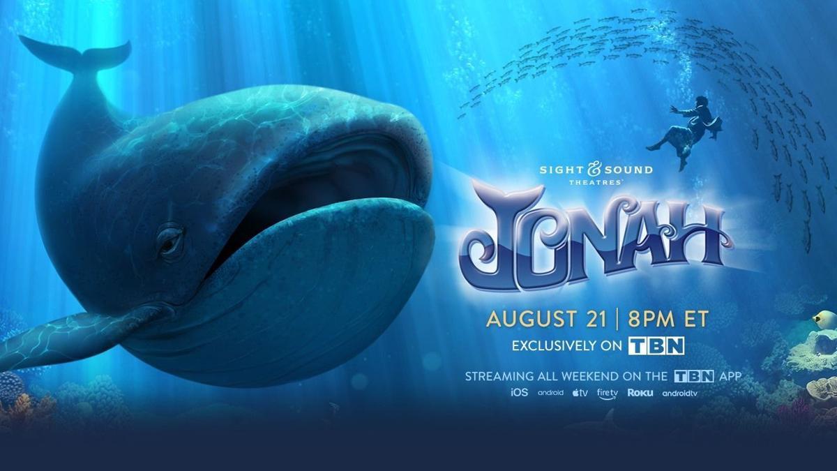 Sight & Sound Theatres Jonah