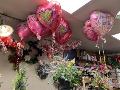 Valentine's Day in Berks