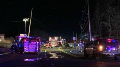 .Whitehall Township crash 2
