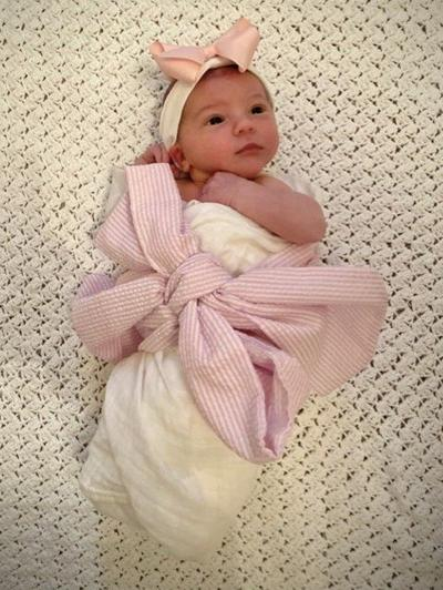 Baby Elin Dorothy Russo