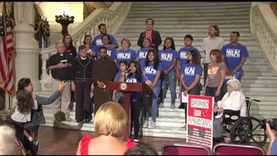 Group wants law allowing undocumented immigrants access to legal driver's licenses