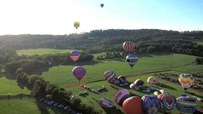 Out and About: Fly high with Warren County Farmers Fair & Balloon Fest