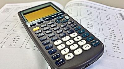 Math calculator generic