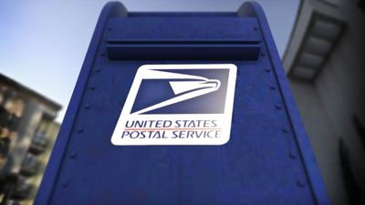 United States Postal Service Mailbox USPS