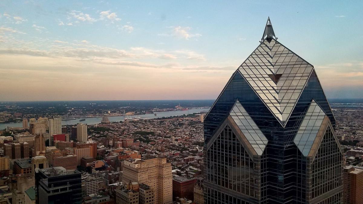 One Liberty Observation Deck in Philadelphia