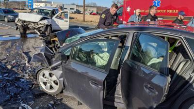 Head-on crash Warren County
