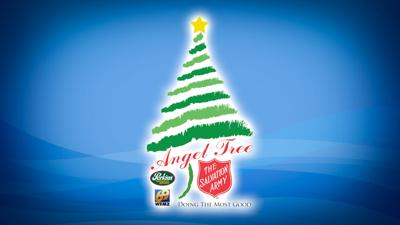 69 WFMZ-TV, Perkins Restaurant and Bakery and The Salvation Army: Angel Tree Gift Drive