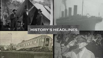 History's Headlines: Bonds for Books