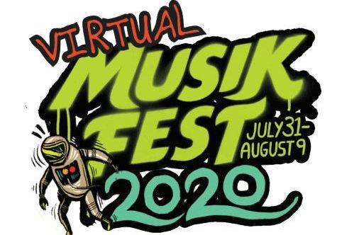 Virtual Musikfest 2020 logo