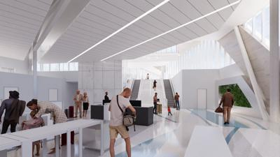 LVIA proposed terminal expansion