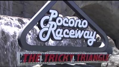 Driver lineup announced for Fan Fest at Pocono Raceway
