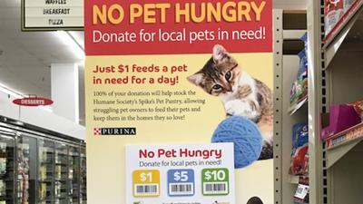 Redner's, Purina help to expand pet pantry program in Berks