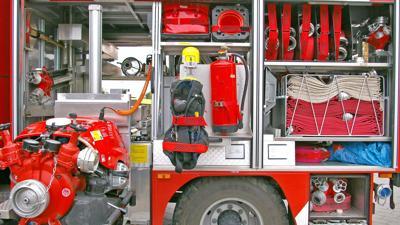 Generic fire truck gear