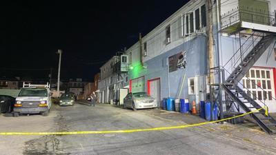 1609 Spruce Street Wilson shooting homicide
