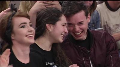 Emmaus High School a top contender for Freddy Awards