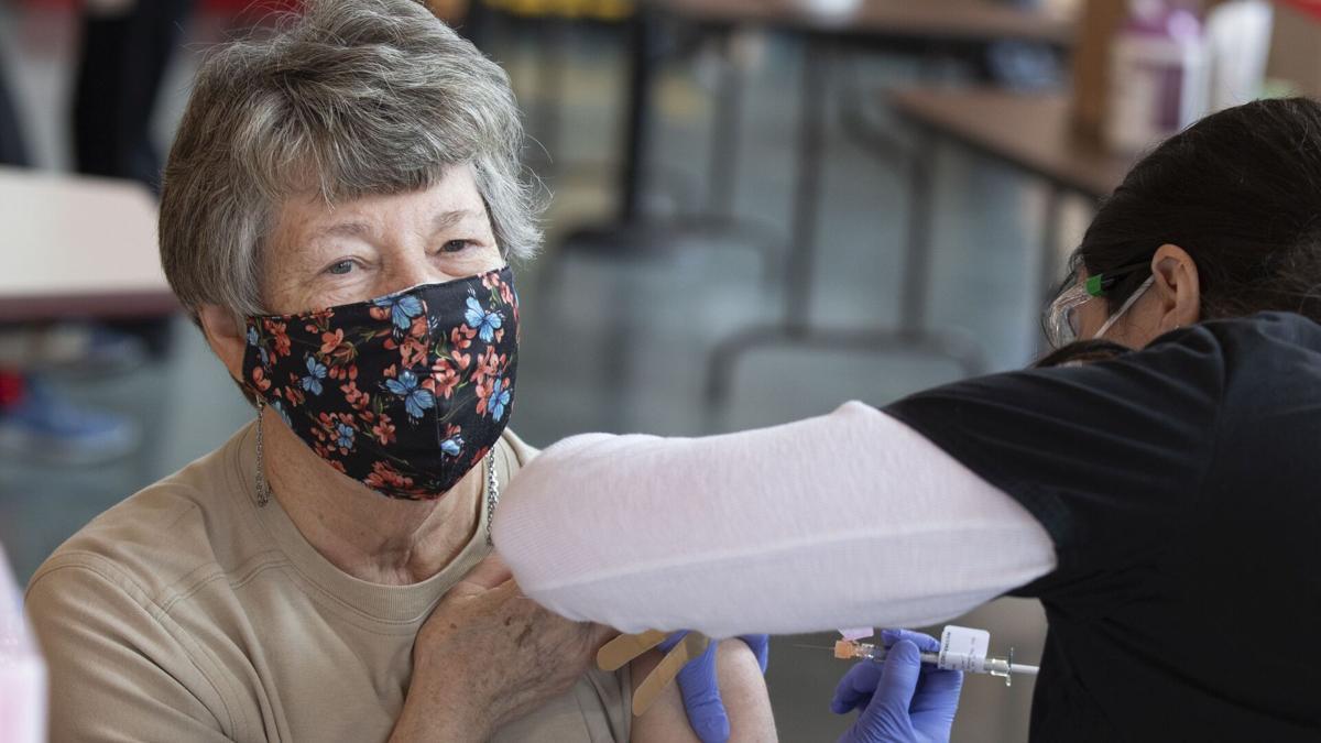 Penn State Health St. Joseph Medical Center COVID-19 - coronavirus vaccine clinic in Berks