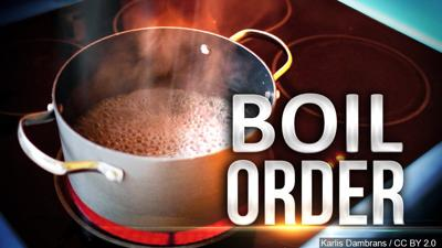 Boil water advisory issued for parts of Hamburg