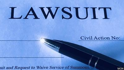 Lawsuit paperwork generic