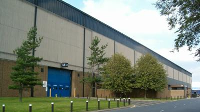 Generic warehouse image