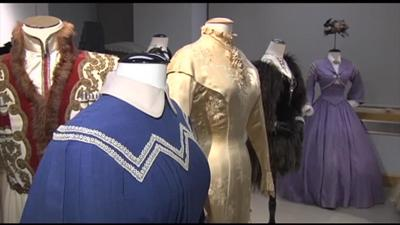 Exhibit featuring costumes worn by movie legends to open in Allentown Art Museum