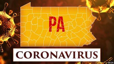 Pennsylvania coronavirus generic graphic