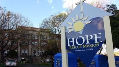 Hope Rescue Mission in Reading