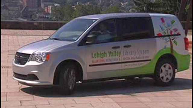 Lehigh Valley Library System Launches Sharing Program Lehigh