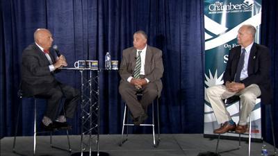 Business Matters, LC executive debate