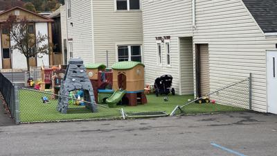 Pedestrian pinned under vehicle Palmerton Little Bombers daycare