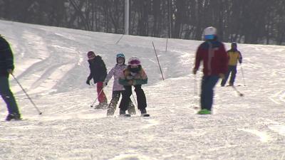 Blue Mountain Resort skier snowboarder skiing snowboarding generic