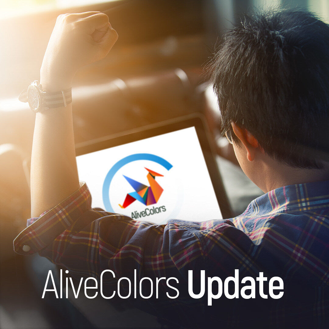 AliveColors Image Editor