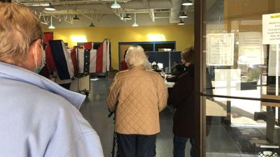 Election Day voting in Reading - Berks