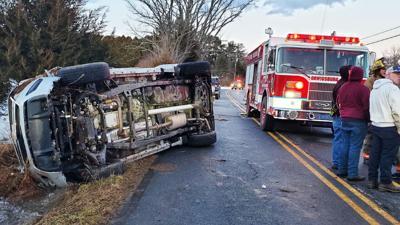 West Brunswick Twp. crash