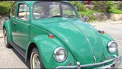 After almost 7 decades, the last Volkswagen Beetle rolls off the assembly line