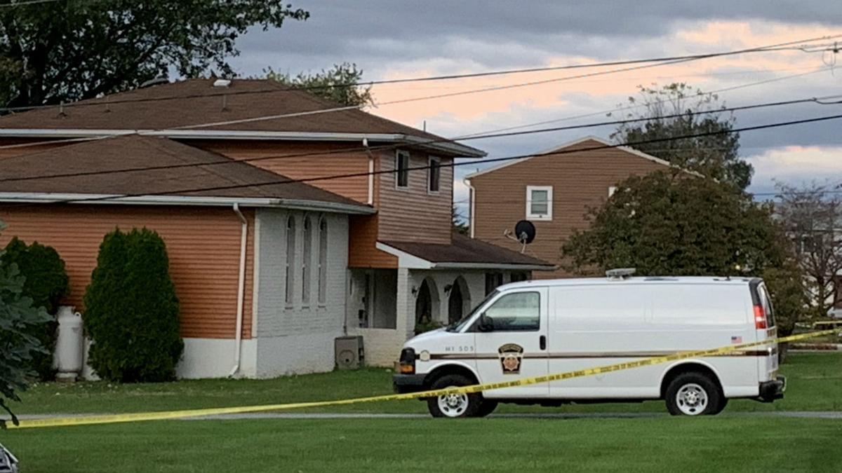 Pennsylvania Street Whitehall fatal shooting homicide 1