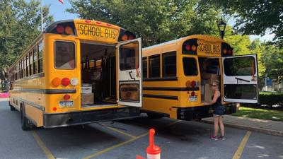 RSD teachers get supplies through 'Stuff the Bus' campaign