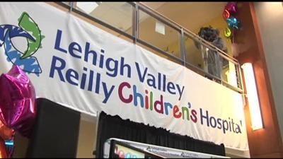 Big improvements coming to Lehigh Valley Reilly Children's Hospital