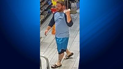 Police say accused gas station robber returned to buy cigarettes