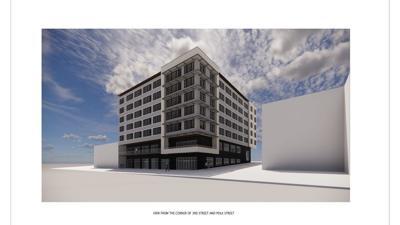 404 E. Third St. Bethlehem rendering Lou Pektor Ashley Development