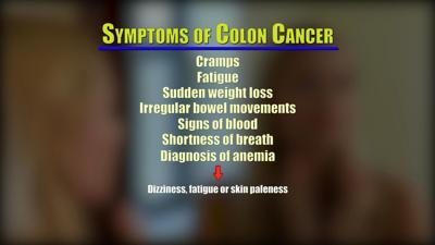 Health Beat 7 Symptoms Of Colon Cancer Health Wfmz Com