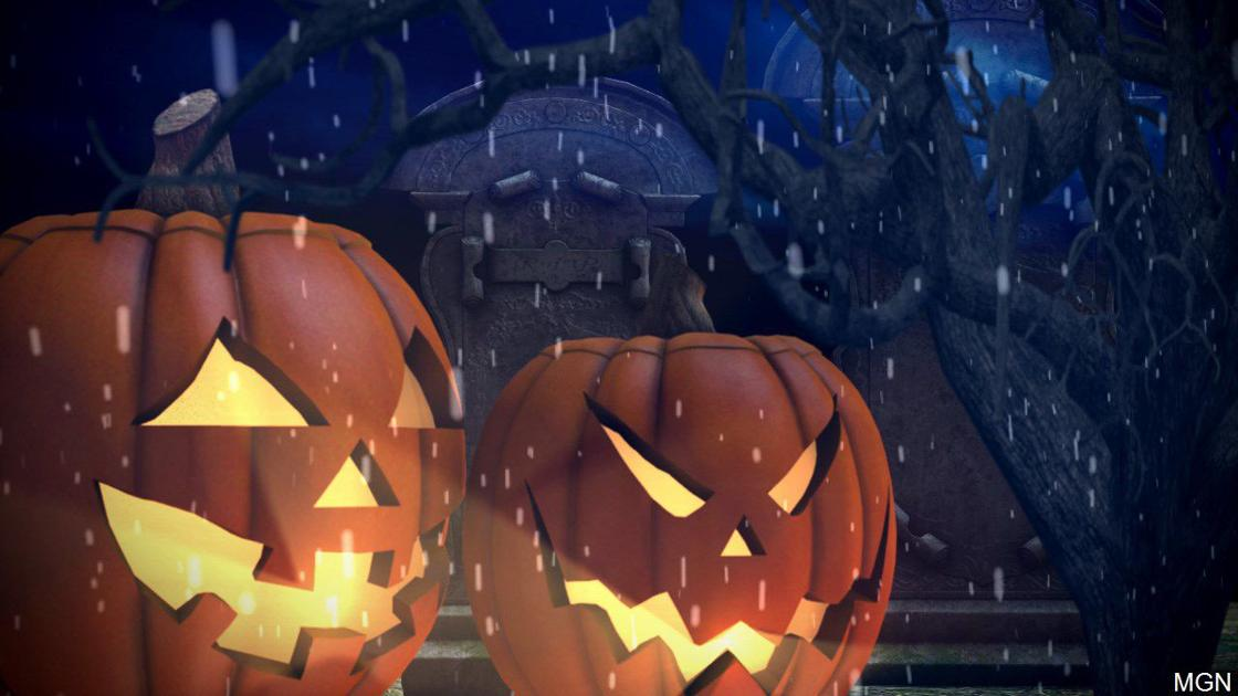 Image result for Rainy Halloween