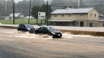 Amity declares disaster emergency after last week's floods
