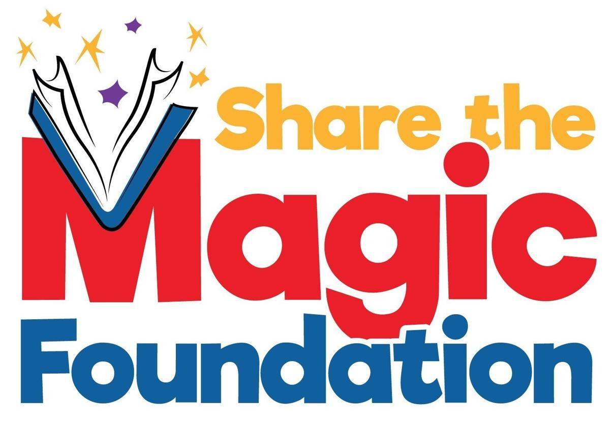Founded by Malcolm Mitchell, Share the Magic provides free virtual reading challenges, fun school events, and books to help kids read to a better future.