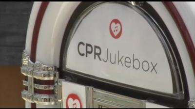 'CPR Jukebox' at Musikfest aims to be a life-saver