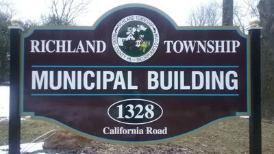 Richland Township supervisor alleges 'bad mark' on 2018 audit