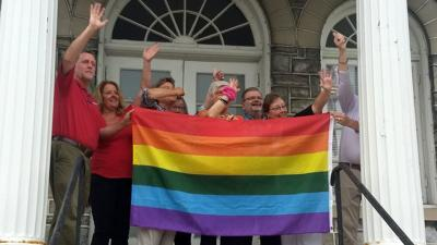 West Reading offers to display pride flag at borough hall