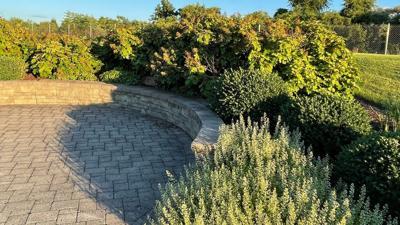 Pierce Memorial Garden Charles Chrin