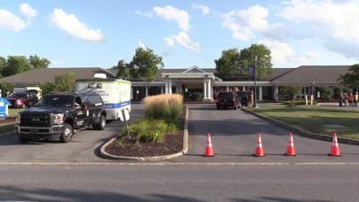 Hazmat team called to St. Luke's facility